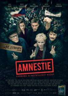 FILM  - DVD AMNESTIE
