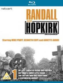 TV SERIES  - BRD RANDALL AND HOPKIRK.. [BLURAY]
