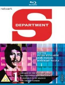 TV SERIES  - BRD DEPARTMENT S VOLUME 1 [BLURAY]