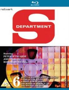 TV SERIES  - BRD DEPARTMENT S VOLUME 6 [BLURAY]