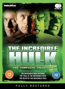 TV SERIES  - DVD INCREDIBLE.. -BOX SET-