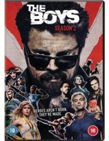 TV SERIES  - DVD BOYS: SEASON 2
