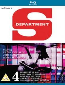TV SERIES  - BRD DEPARTMENT S VOLUME 4 [BLURAY]
