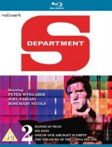 TV SERIES  - BRD DEPARTMENT S VOLUME 2 [BLURAY]