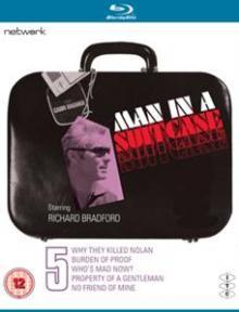 TV SERIES  - BRD MAN IN A SUITCASE VOL.5 [BLURAY]