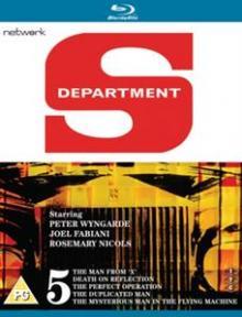 TV SERIES  - BRD DEPARTMENT S VOLUME 5 [BLURAY]
