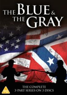 MOVIE  - DVD BLUE AND THE GRAY