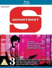 TV SERIES  - BRD DEPARTMENT S VOLUME 3 [BLURAY]