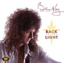 MAY BRIAN  - CD BACK TO THE LIGHT