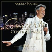 BOCELLI ANDREA  - BRD CONCERTO:ONE NIG..
