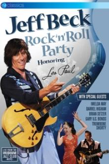 BECK JEFF  - DVD ROCK 'N' ROLL PARTY