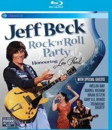 BECK JEFF  - BRD ROCK 'N' ROLL PARTY [BLURAY]