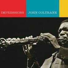 COLTRANE JOHN  - CD IMPRESSIONS
