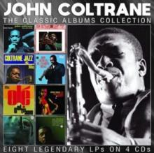 COLTRANE JOHN  - 4xCD CLASSIC ALBUMS COLLECTION