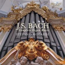 BACH J.S.  - 15xCD COMPLETE ORGAN MUSIC