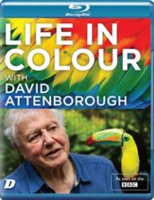 DOCUMENTARY  - BRD LIFE IN COLOUR WITH.. [BLURAY]