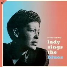 HOLIDAY BILLIE  - VINYL LADY SINGS THE..