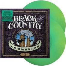 BLACK COUNTRY COMMUNION  - 2xVINYL 2 -COLOURED/..