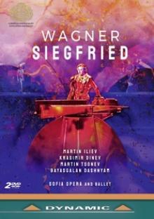 RICHARD WAGNER (1813-1883)  - 2xDVD SIEGFRIED