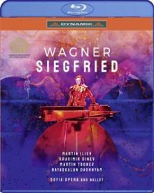 RICHARD WAGNER (1813-1883)  - BRD SIEGFRIED [BLURAY]
