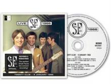 SMALL FACES  - CD LIVE 1966