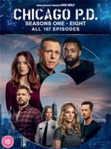 CHICAGO PD S1  - DVD 8