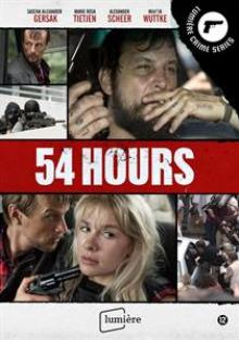 TV SERIES  - DVD 54 HOURS