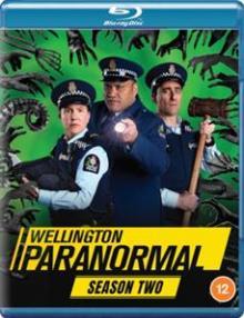 WELLINGTON PARANORMAL  - BRD SEASON 2 [BLURAY]