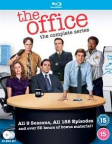 OFFICE  - BRD COMPLETE SERIES [BLURAY]