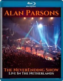 PARSONS ALAN  - BRD NEVERENDING SHOW: LIVE.. [BLURAY]
