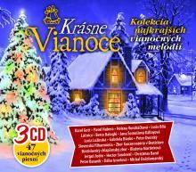 VARIOUS  - 3xCD Kasne vianoce / box 3CD/