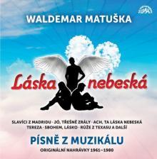 MATUSKA W.  - VINYL LASKA NEBESKA ..