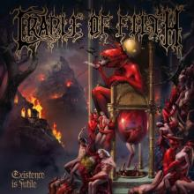 CRADLE OF FILTH  - CD EXISTENCE IS FUTILE