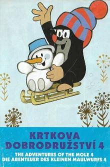 ROZPRAVKA  - DVD KRTKOVA DOBRODRUZSTVI 04