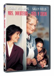 FILM  - DVD MRS. DOUBTFIRE - TATA V SUKNI