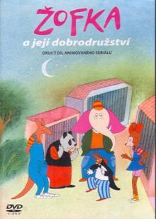 ROZPRAVKA  - DVD ZOFKA A JEJI DOBRODRUZSTVI 02