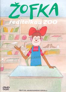ROZPRAVKA  - DVD ZOFKA REDITELKOU ZOO