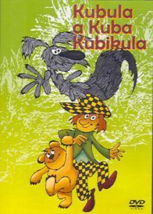 ROZPRAVKA  - DVD KUBULA A KUBA KUBIKULA