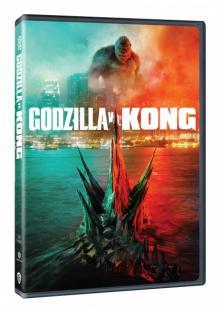 FILM  - DVD GODZILLA VS. KONG