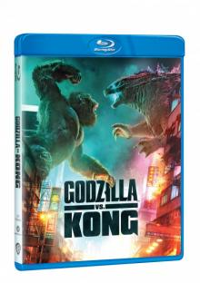 FILM  - BRD GODZILLA VS. KONG [BLURAY]
