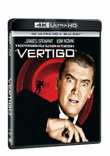 FILM  - 2xBRD VERTIGO 2BD (UHD+BD) [BLURAY]