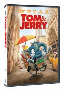 FILM  - DVD TOM & JERRY (SK)