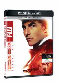 FILM  - 2xBRD MISSION: IMPOS..