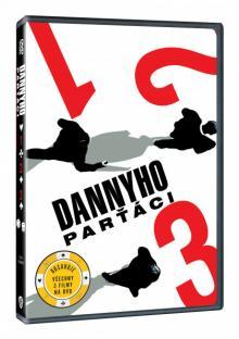 FILM  - 3xDVD DANNYHO PARTACI TRILOGIE 3DVD