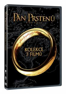 FILM  - 3xDVD PAN PRSTENU KOLEKCE 3DVD