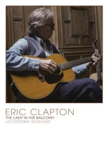 CLAPTON ERIC  - DVD LADY IN THE BALCONY:..
