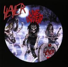 SLAYER  - CD LIVE UNDEAD