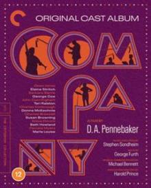 MUSICAL  - BRD ORIGINAL CAST ALBUM:.. [BLURAY]