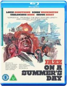 MOVIE  - BRD JAZZ ON A SUMMERS DAY [BLURAY]