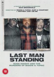 DOCUMENTARY  - DVD LAST MAN STANDING